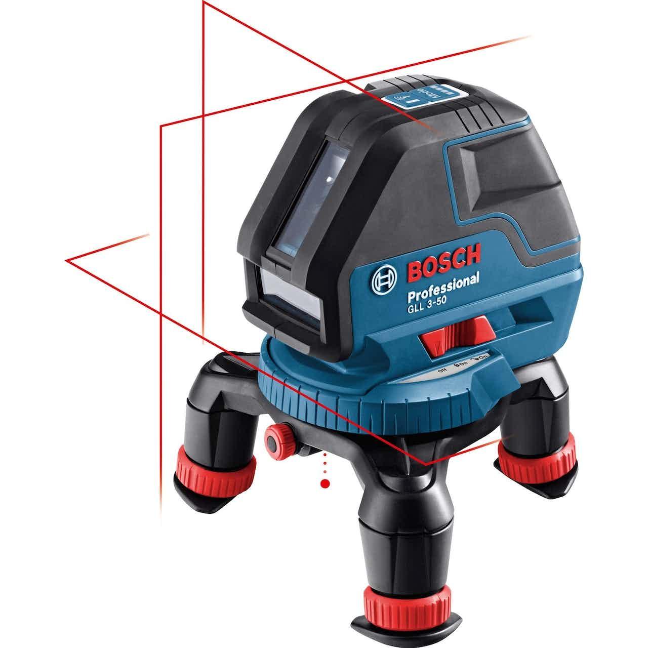 Bosch Professional Linienlaser GLL 3-50