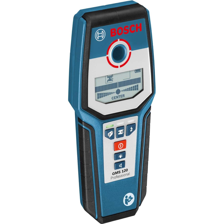 Bosch Professional Metallortungsgerät GMS 120 max. Ortungstiefe 120 mm