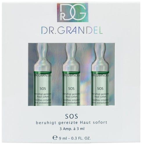Wirkstoffkinzentrat: DR. GRANDEL SOS Ampulle