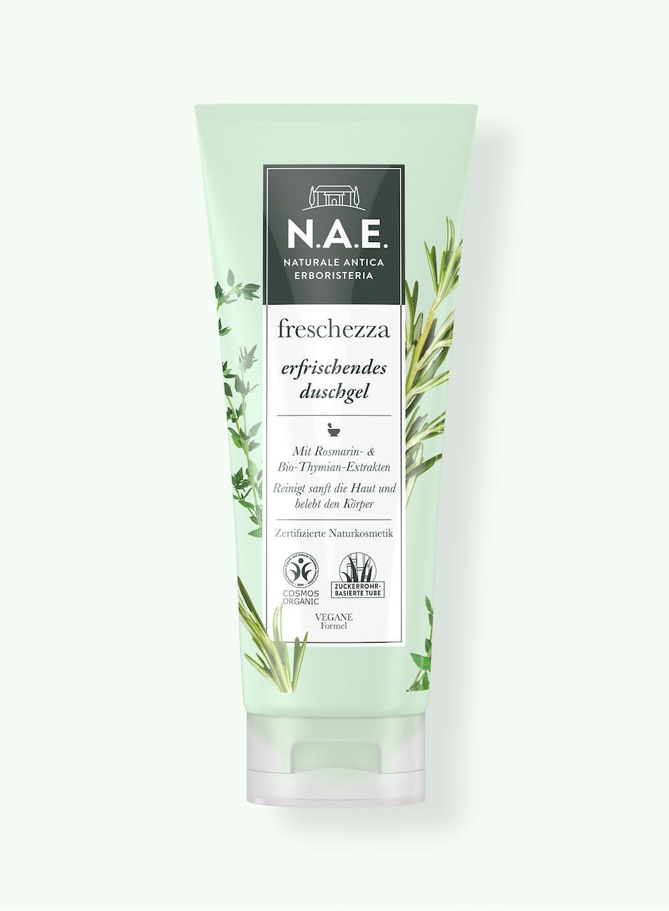 freschezza erfrischendes duschgel | refreshing shower gel