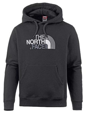 The North Face Hoodie schwarz