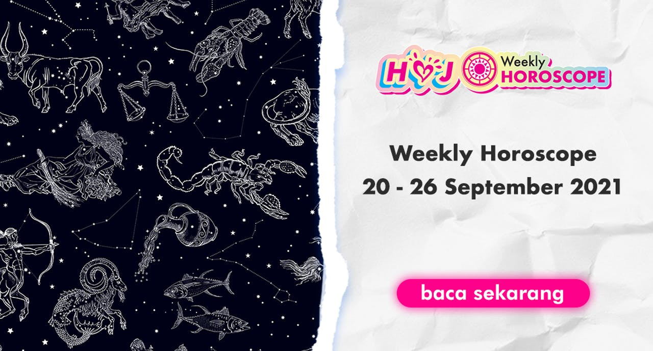 weekly horoscope by justice