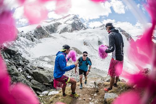 GORE-TEX Transalpine-Run: 7 Tage, 3 Länder, 1 Team mit einem Ziel