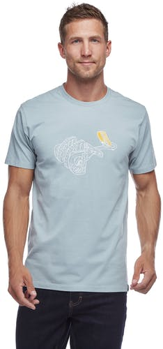 Black Diamond Cam - Herren-T-Shirt