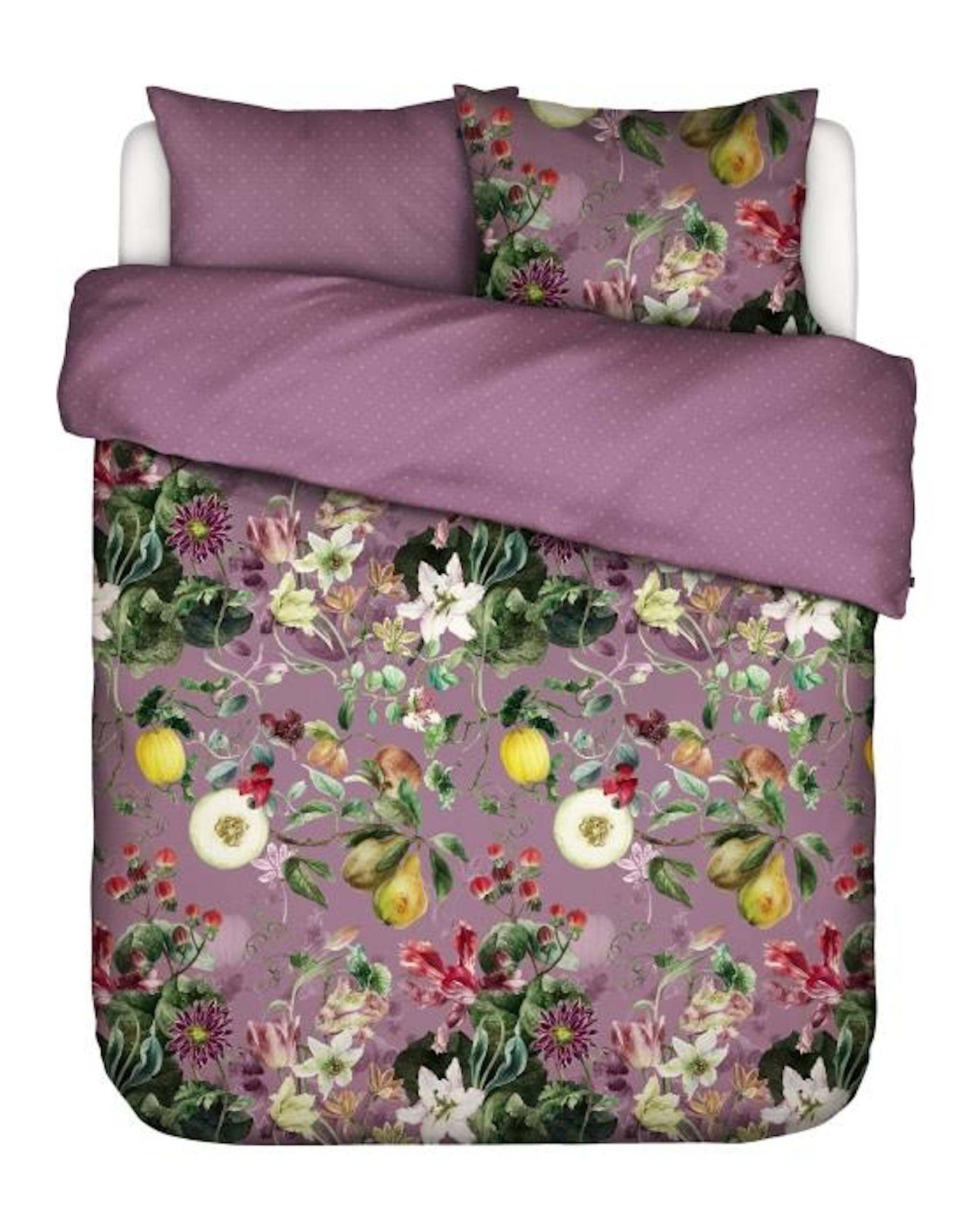 ESSENZA Mary Duvet cover Lilac