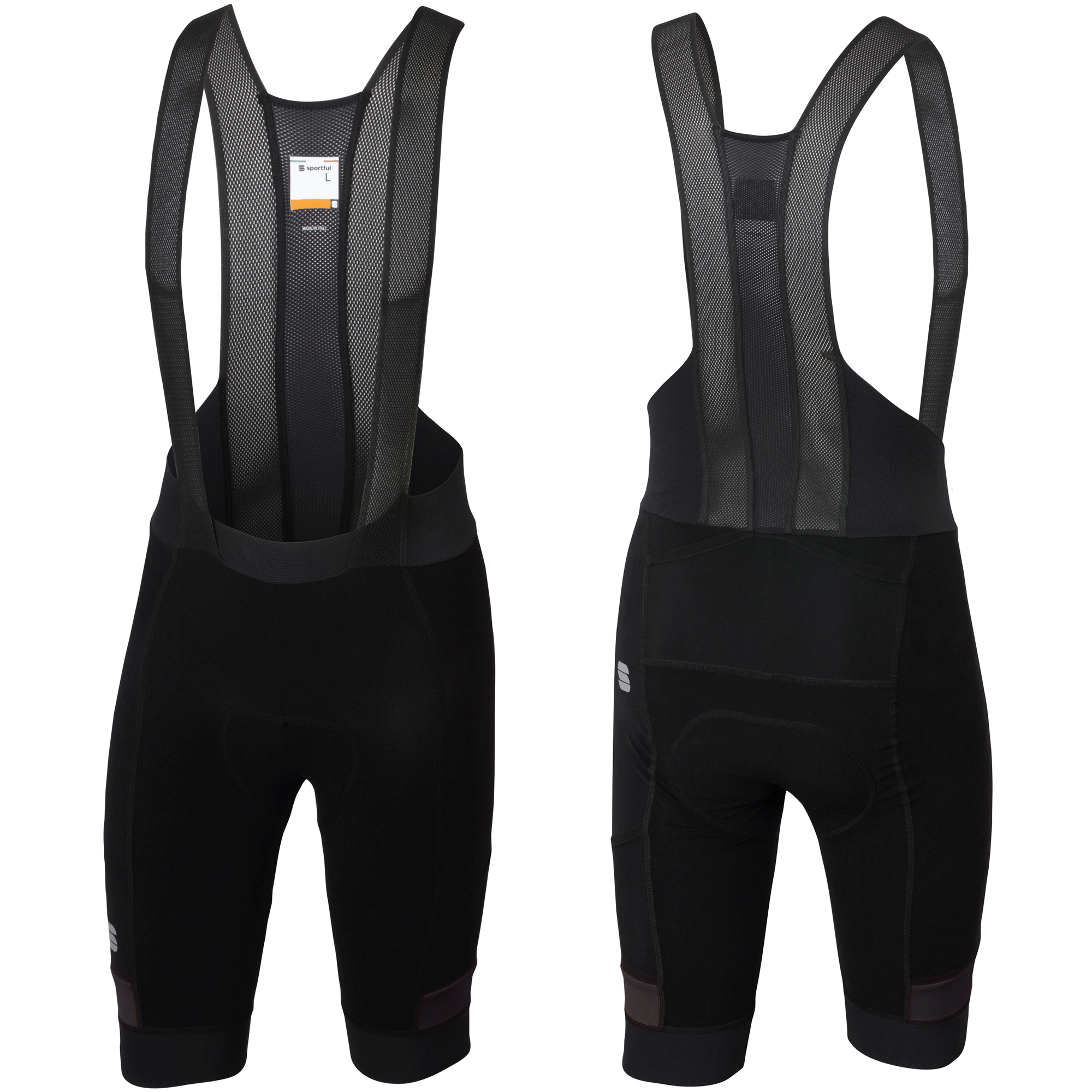 Sportful SuperGiara - pantaloni bici con bretelle - uomo