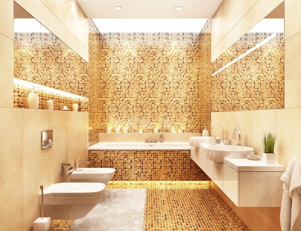 Wie Ihr Kleines Badezimmer Grosser Wirkt Wc Frisch