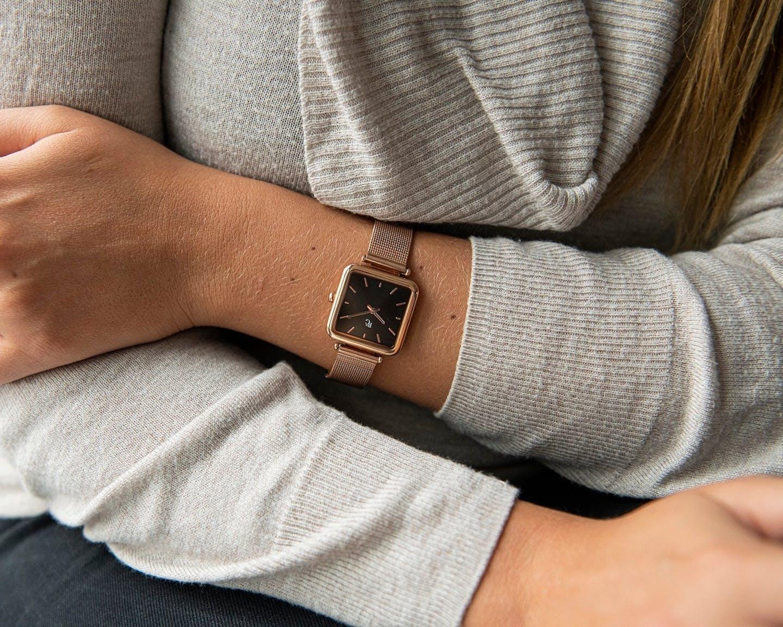 Bracelets de montres : cuir, acier, silicone, maille milanaise - CLEOR