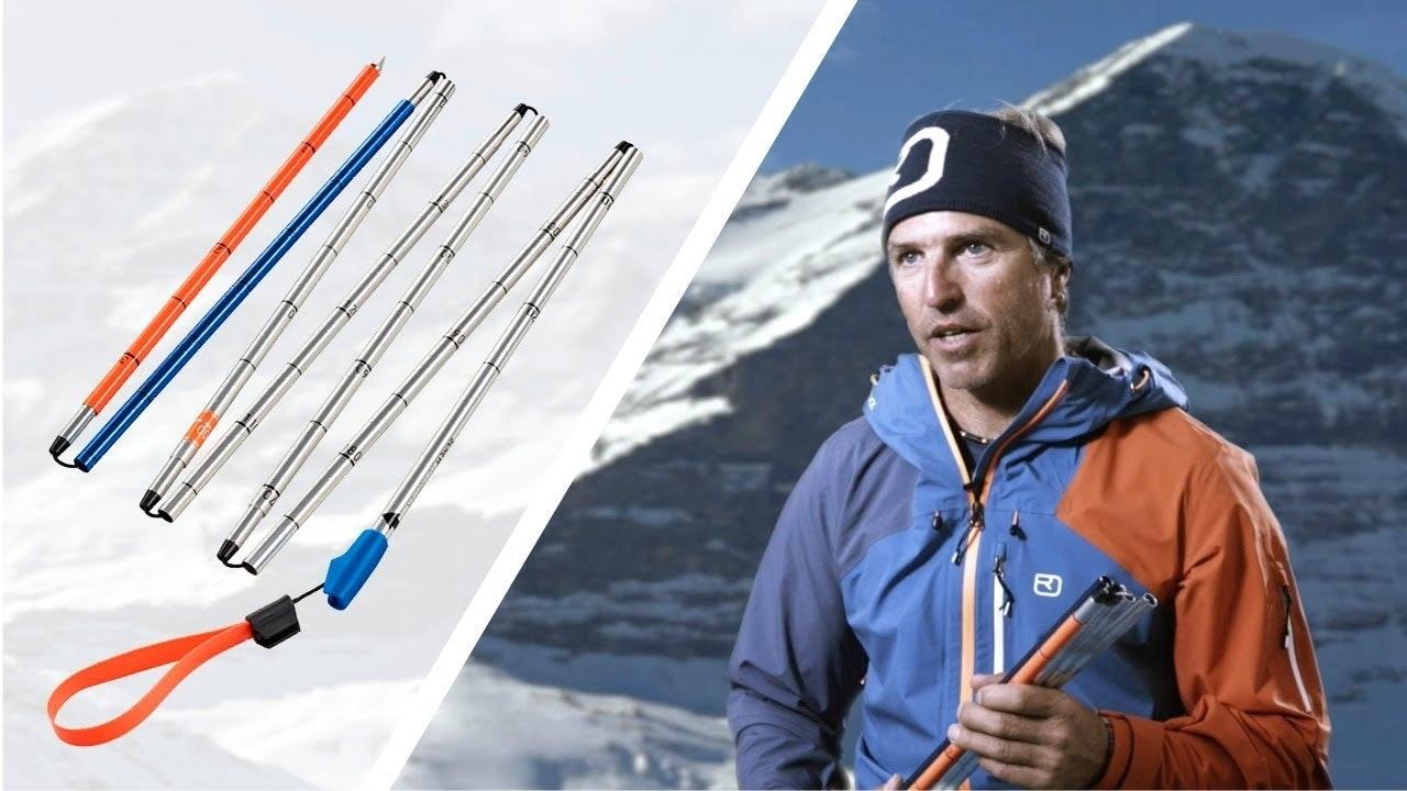 Chris Semmel, Bergführer und Ausbilder beim Verband Deutscher Berg- & Skiführer (VDBS), erklärt hier noch mal worauf es ankommt.
