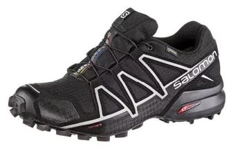Salomon Speedcross 4 GTX Herren schwarz