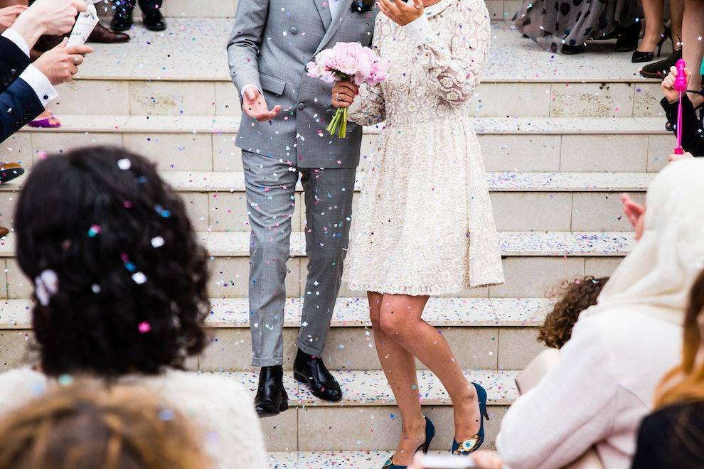 Dresscode: Hochzeit