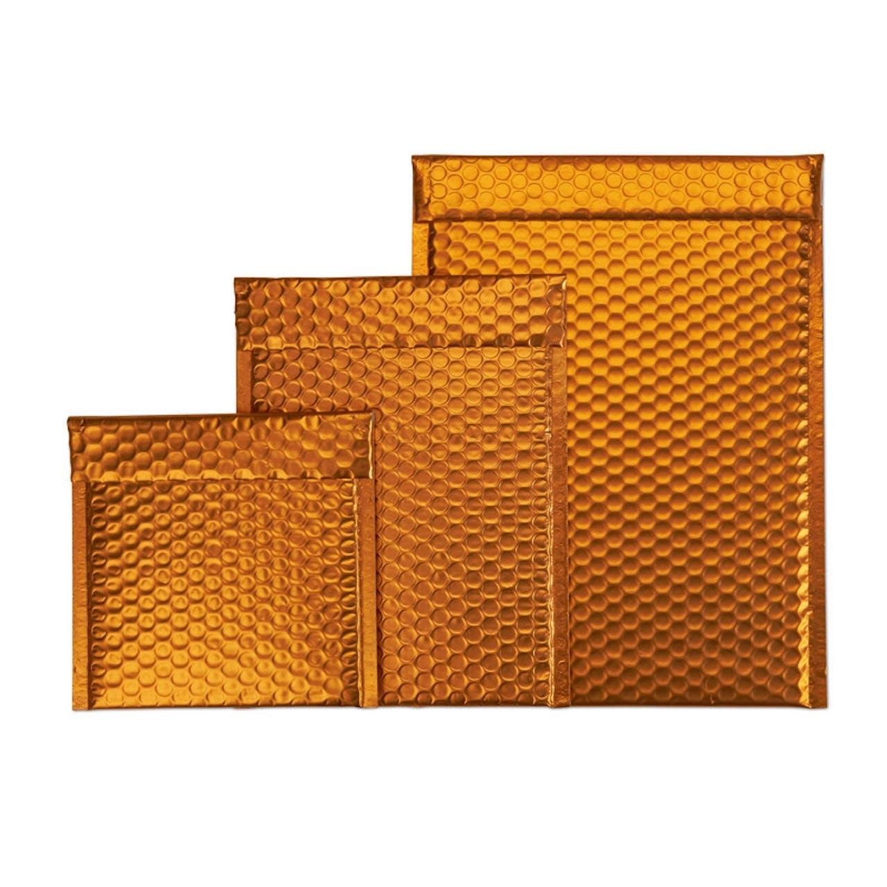 Luftpolster-Geschenktasche orange, VAR: lg02-19