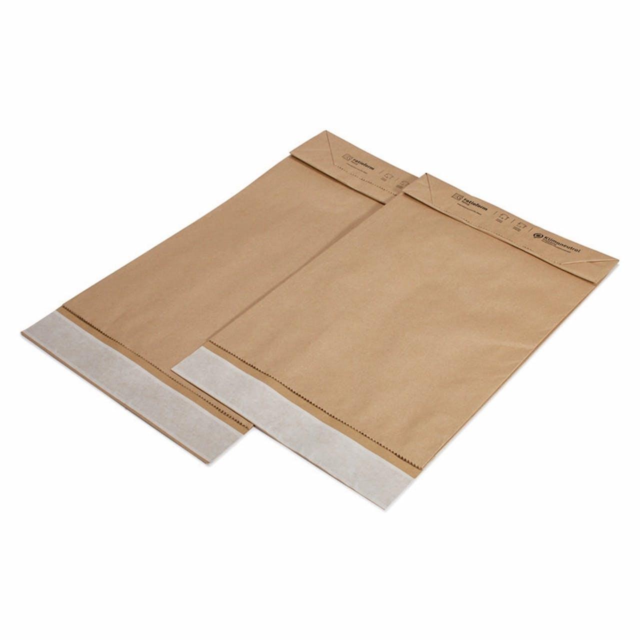 Faltentasche terra, recyceltes Papier