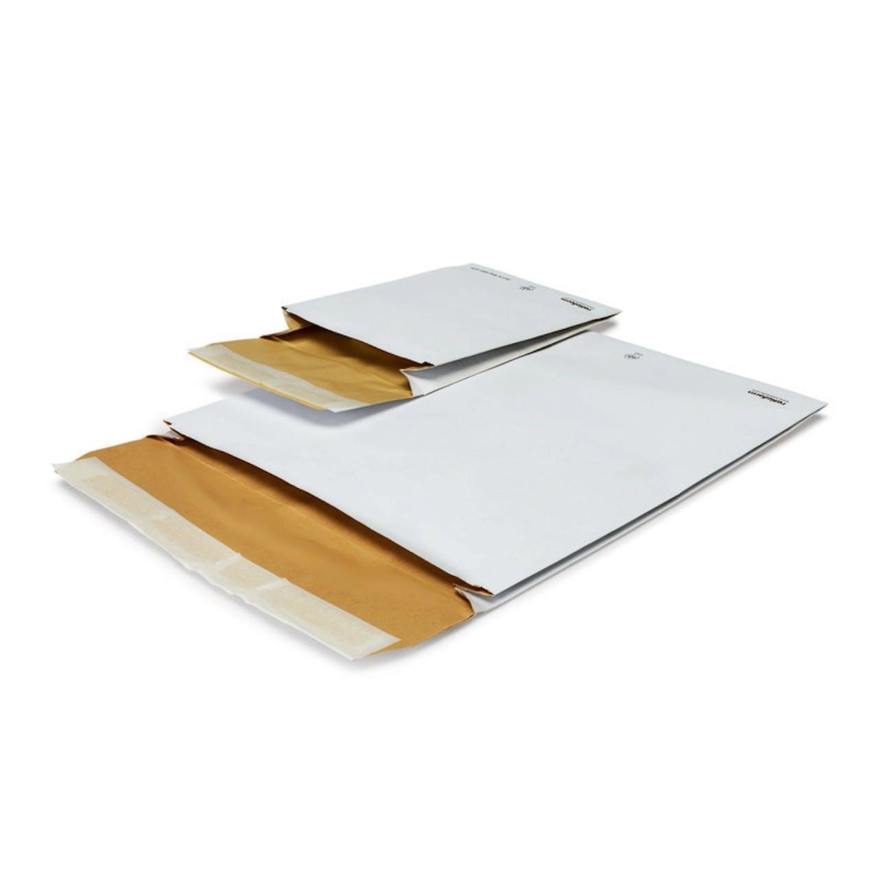 Quick-Bag Papierpolstertasche terra