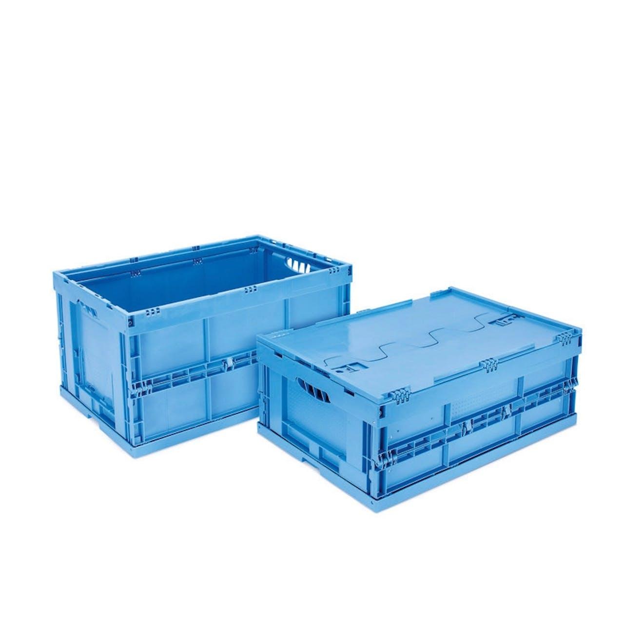 Mehrwegfaltbox