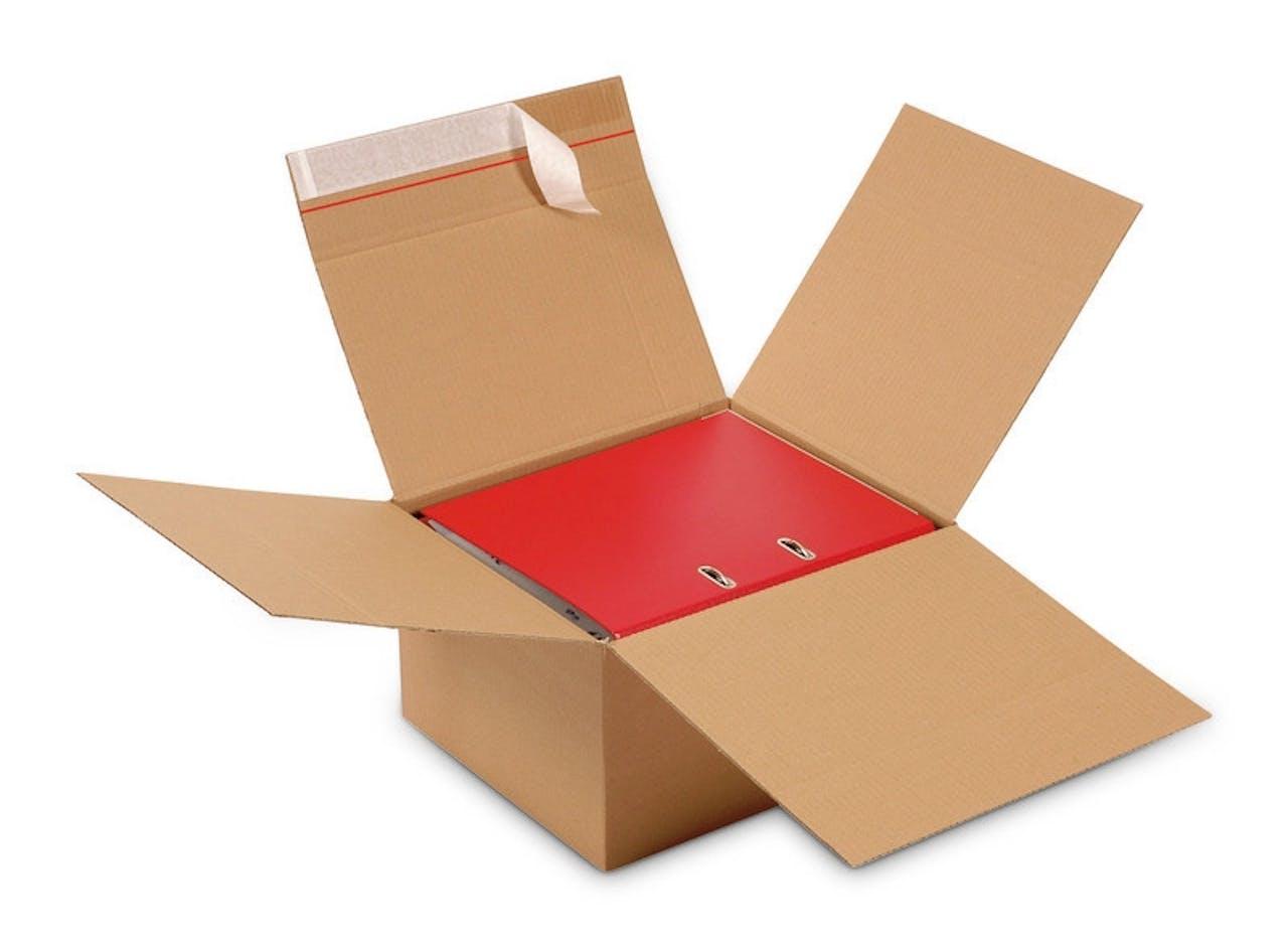 Ordner-Karton für 3–4 Ordner
