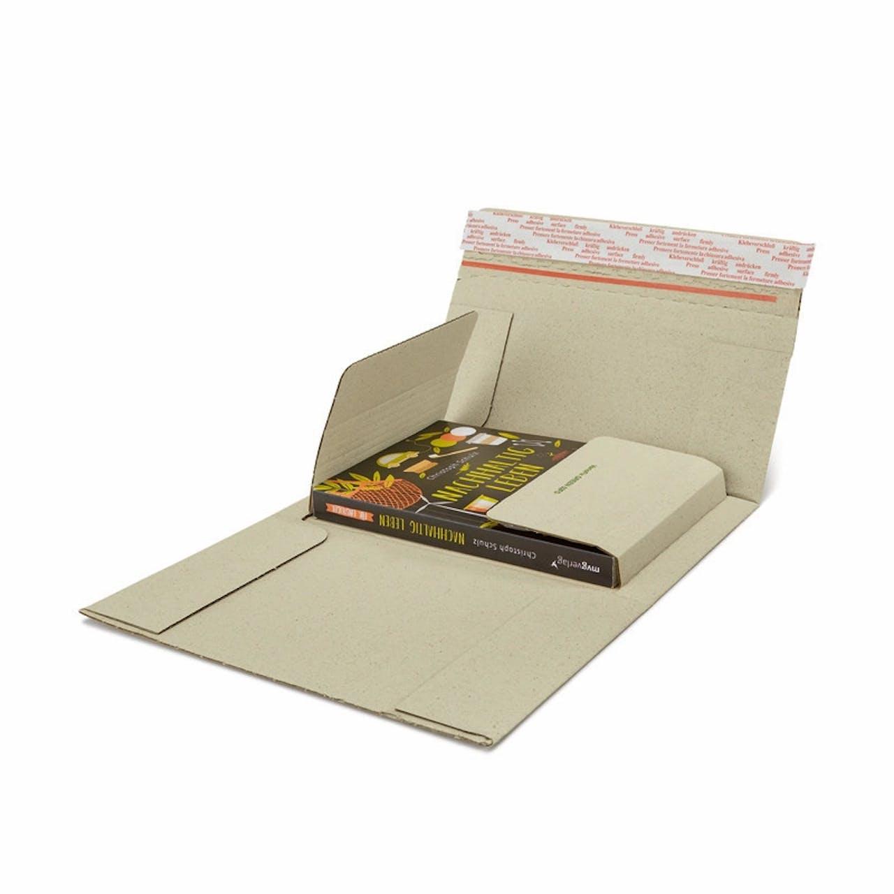Graspapier-Universalverpackung terra