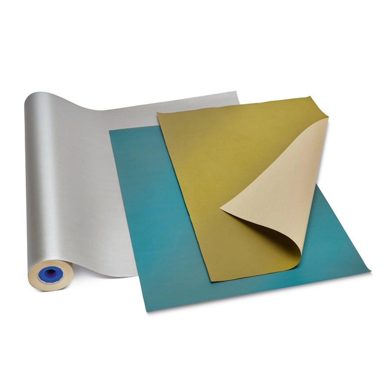 Recycling-Geschenkpapier-Rolle, VAR: gpr2