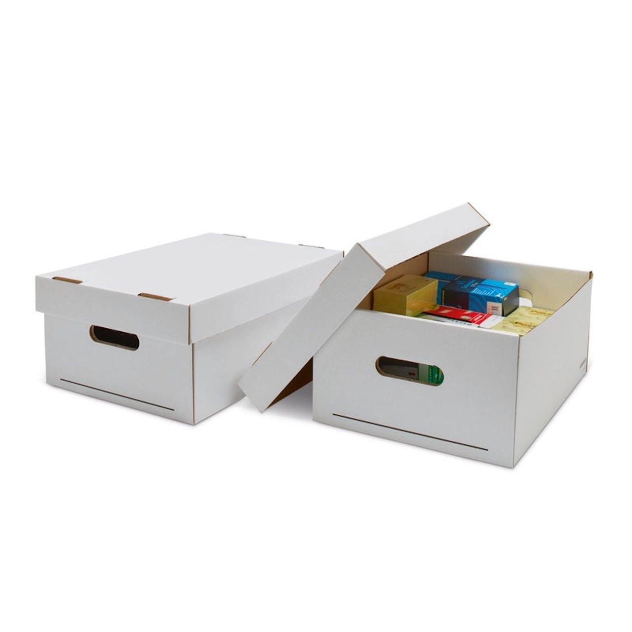 Allroundbox weiß