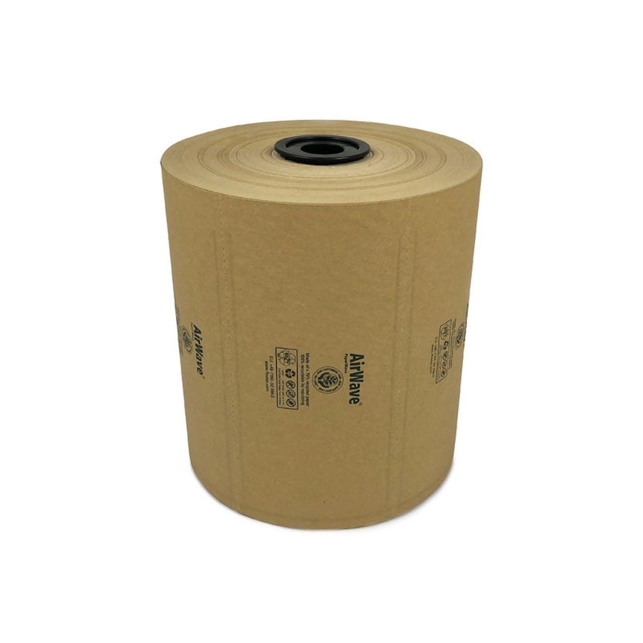 Luftkissenfolie AirWave® Papier terra