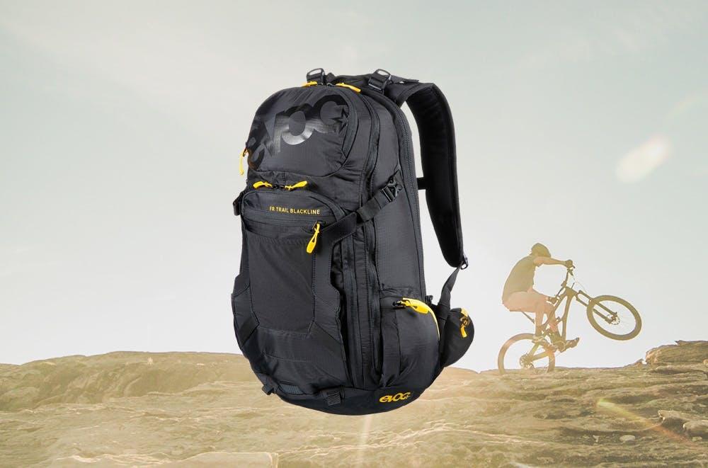Rucksack fürs Mountainbiking