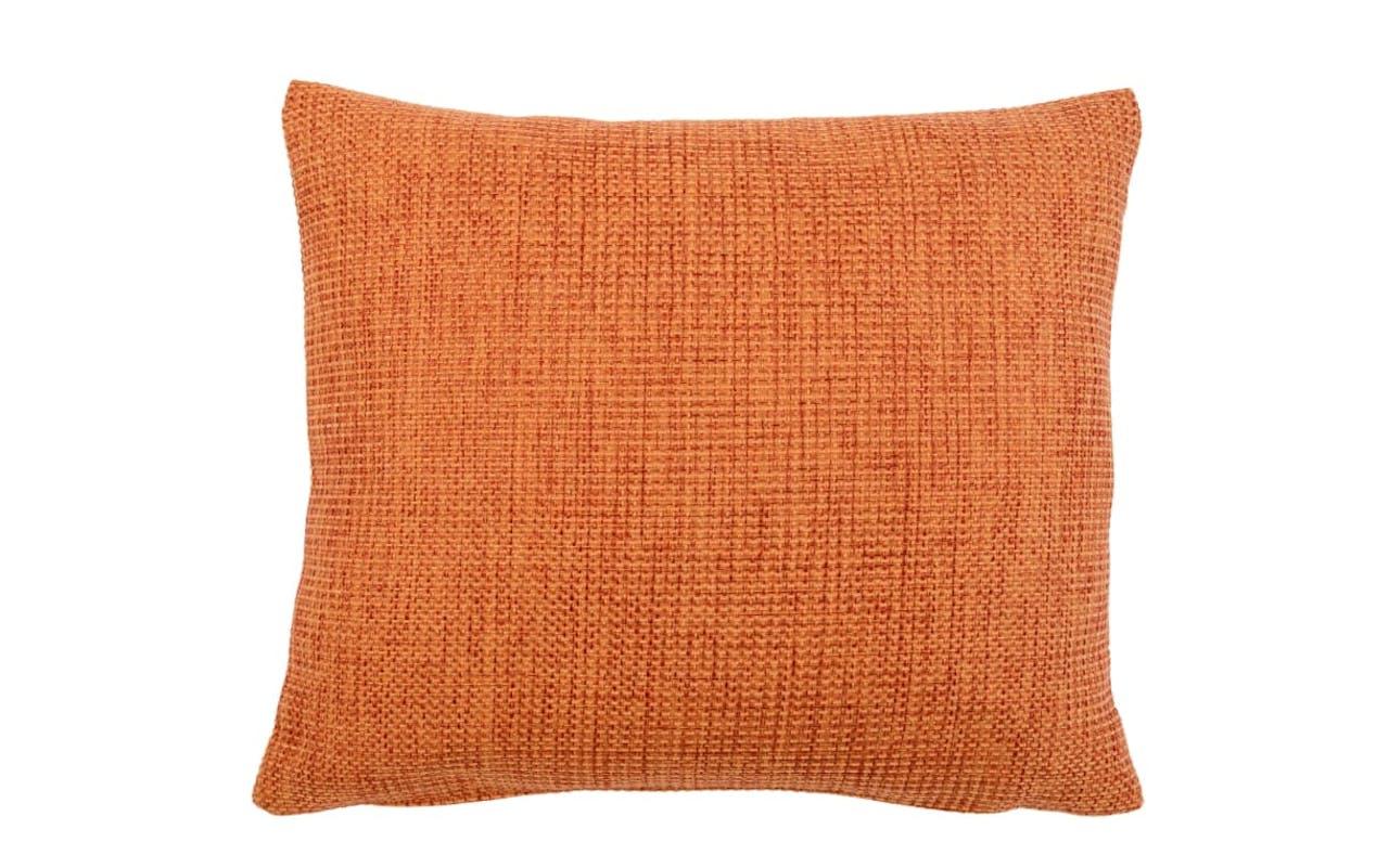 Kissenhülle Dallas in orange, 40 x 40 cm