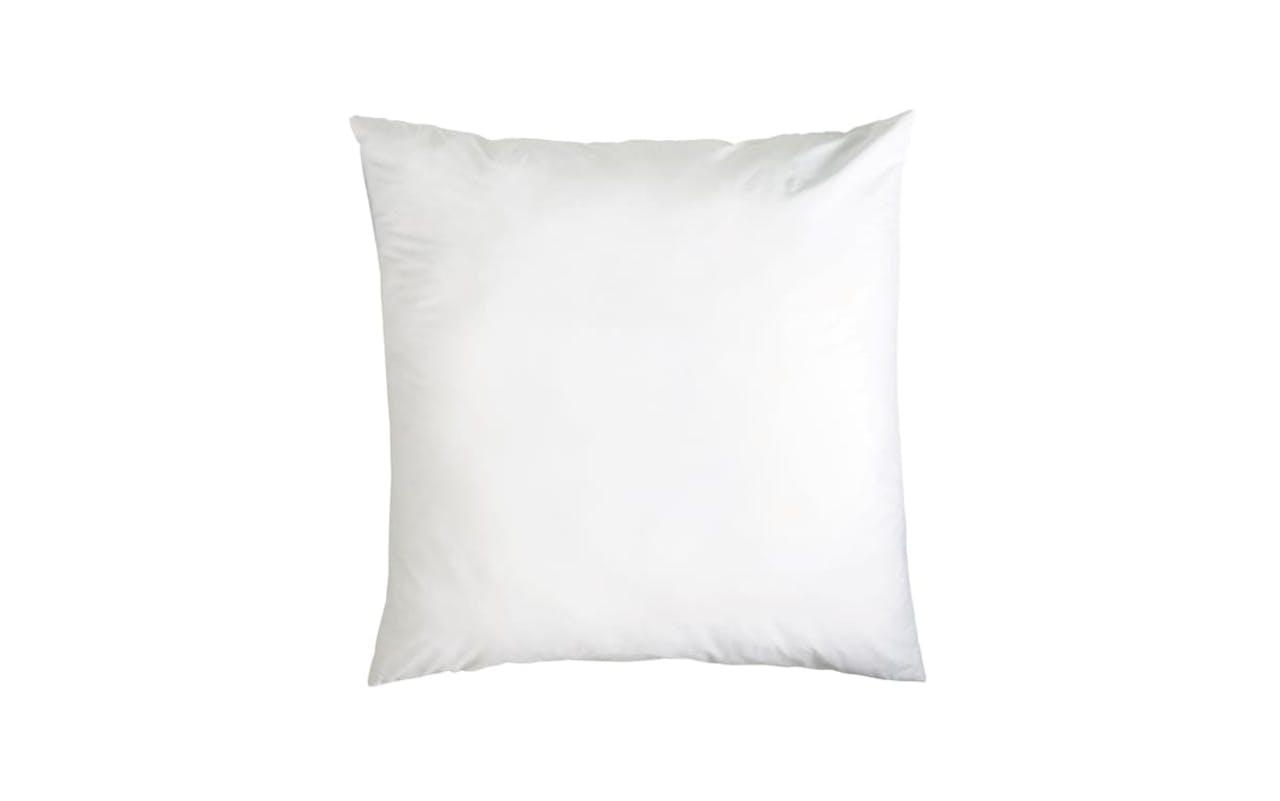 Kopfkissen Aqua Aktiv ohne Steppung in weiß, 80 x 80 cm