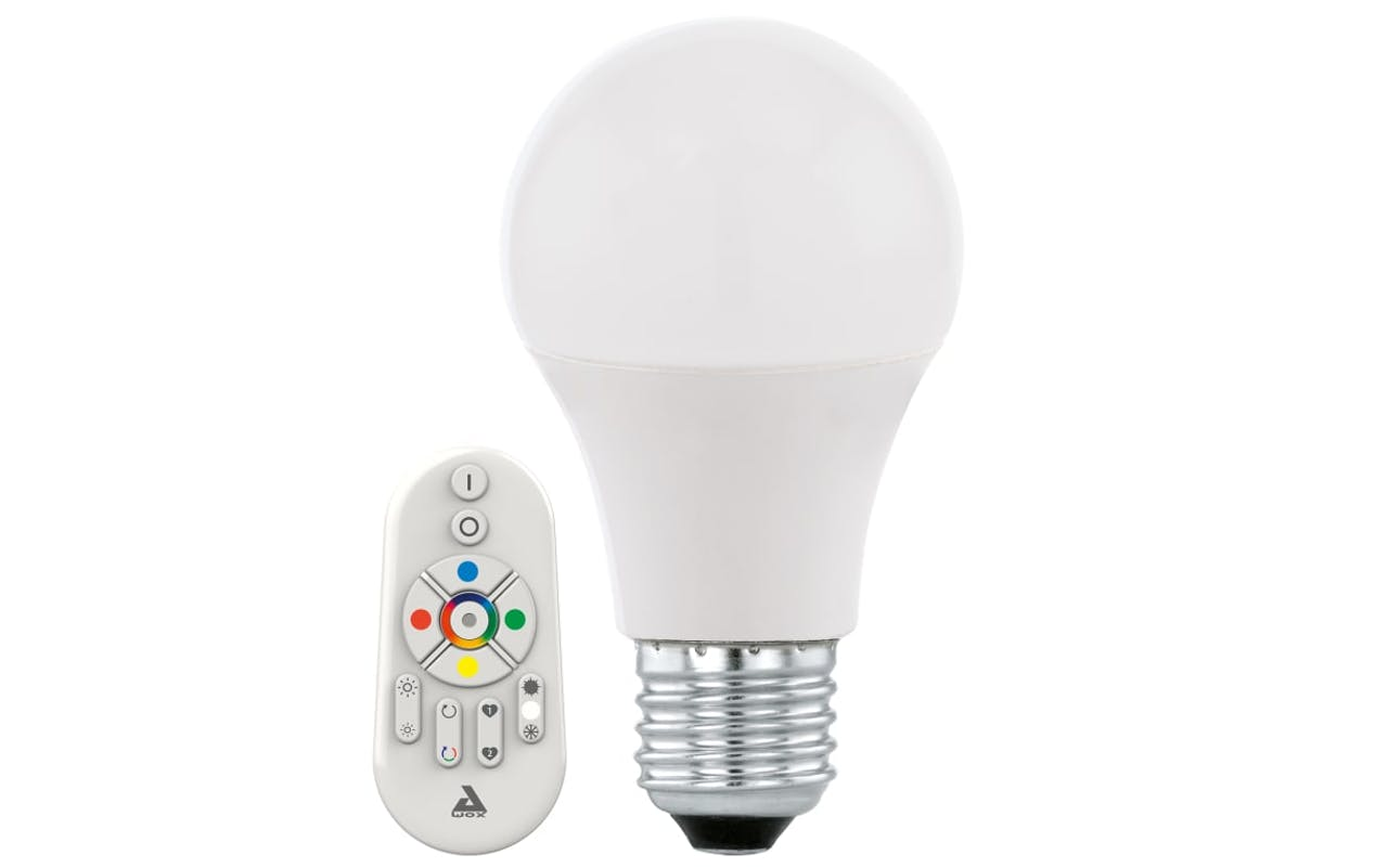 Smart Light LED-Leuchtmittel EGLO Connect mit RGBW, 9 W / E27