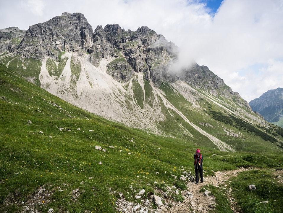 Wandern-Kleinwalsertal