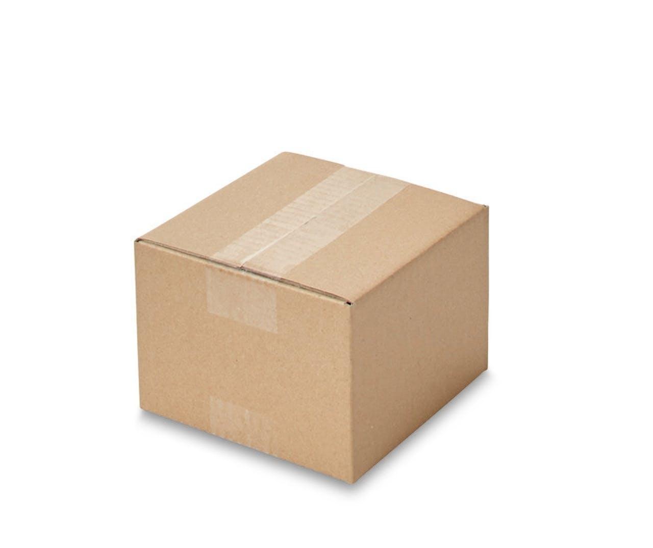 Caisses pliantes carton ondulé ECONOMY, longueur max. de 199mm, Var: eke103