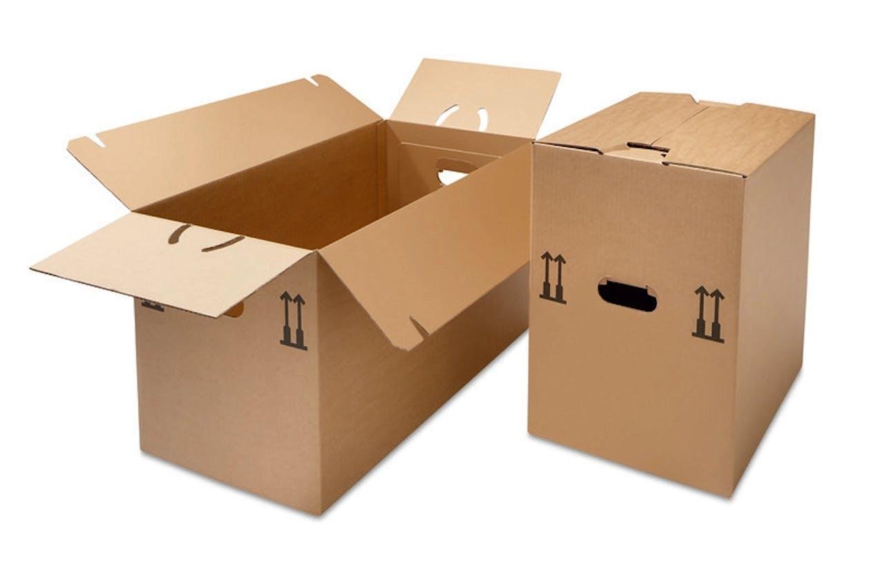 Caisses carton de déménagement ECONOMY