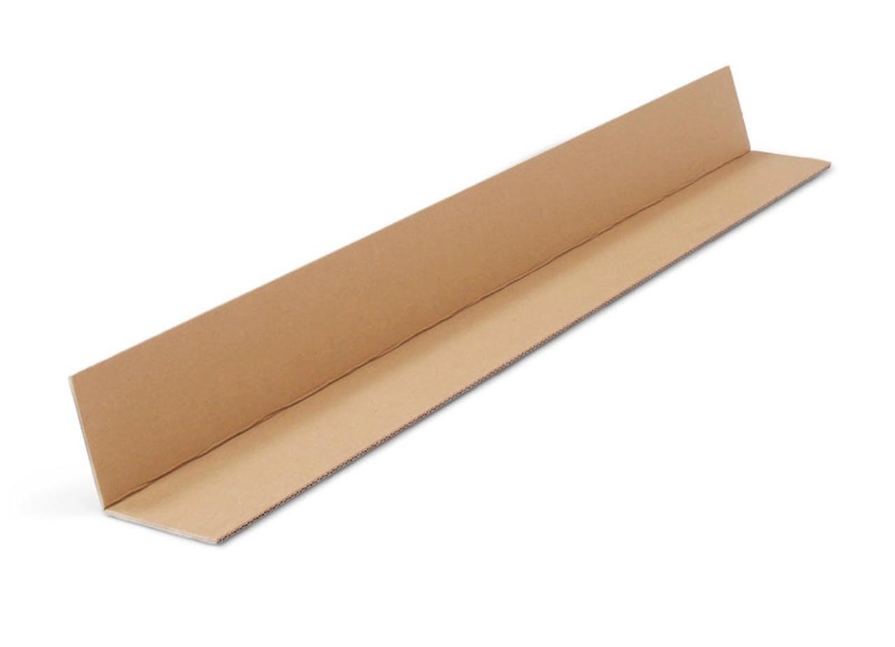 Profilés de protection carton ondulé terra