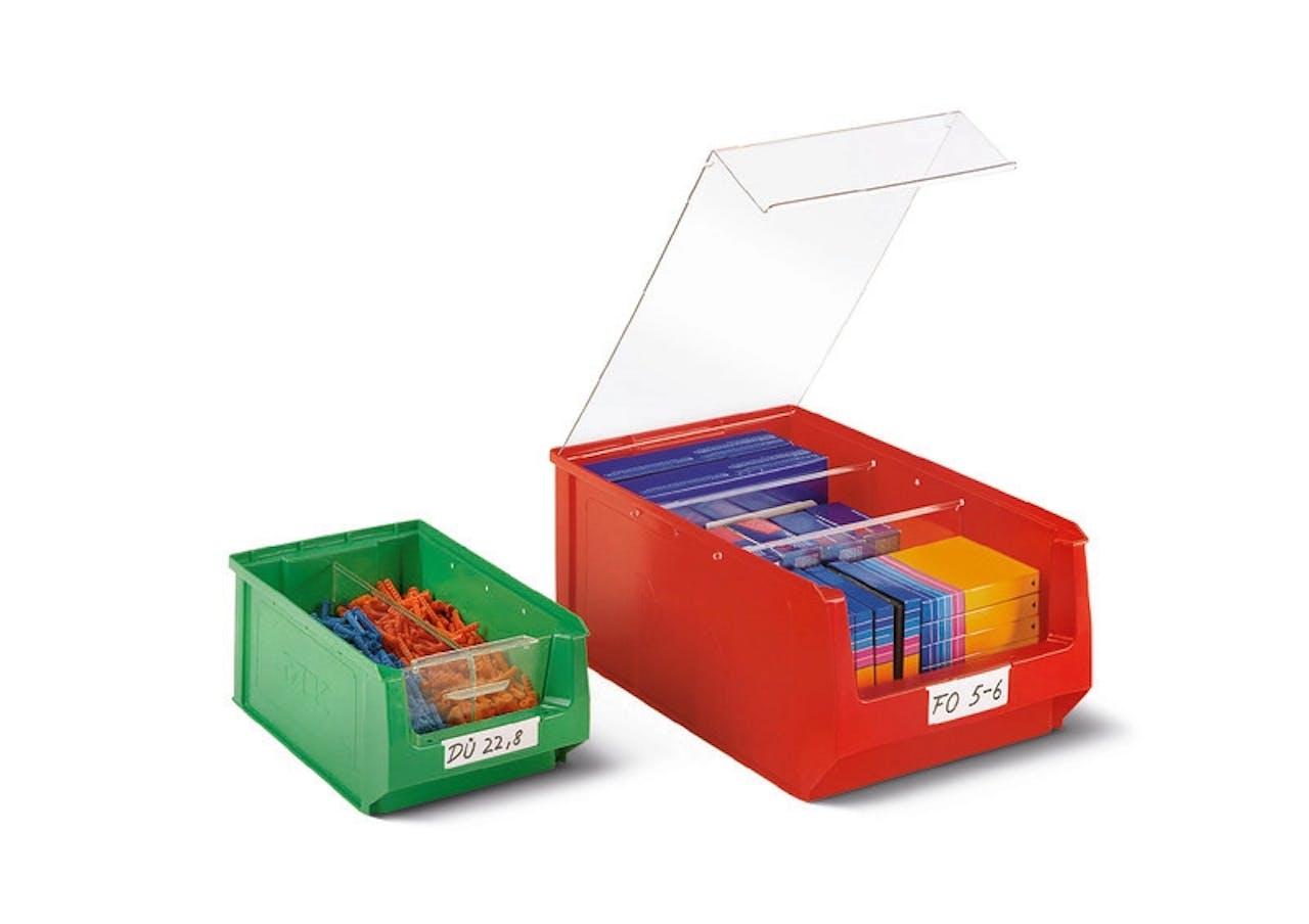Accessoires pour bacs à bec ECONOMY plastique