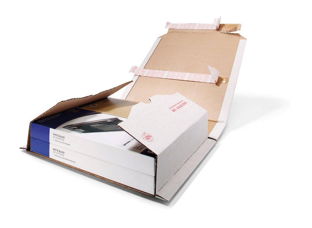 Étui pour livres Multistar à fermeture autoadhésive, Var: 68M