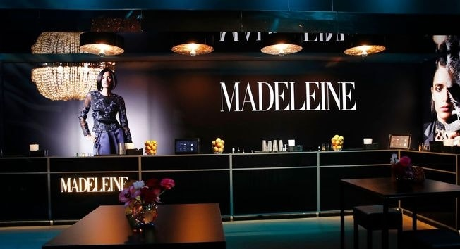 Die MADELEINE Fashion-Bar. Credits: Franziska Krug for Getty Images.