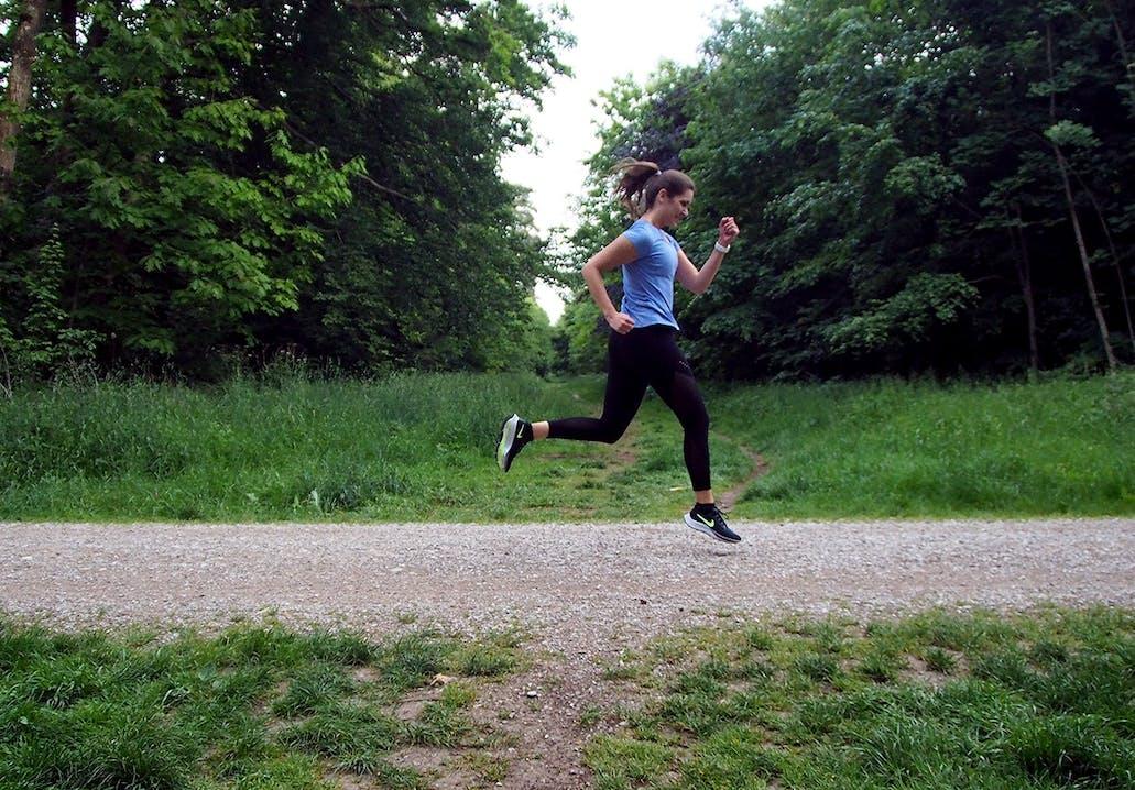 Testlauf Nike Pegasus 37