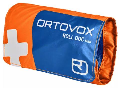 ORTOVOX FIRST AID ROLL DOC MINI - ERSTE HILFE SET SHOCKING ORANGE