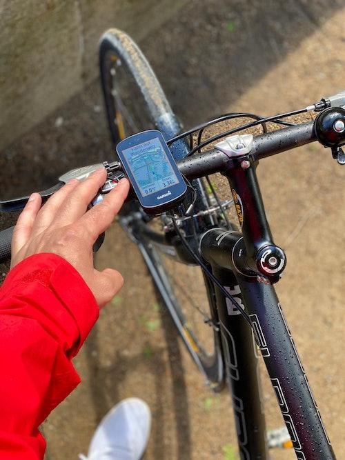 Garmin Edge 530 Fahrradcomputer