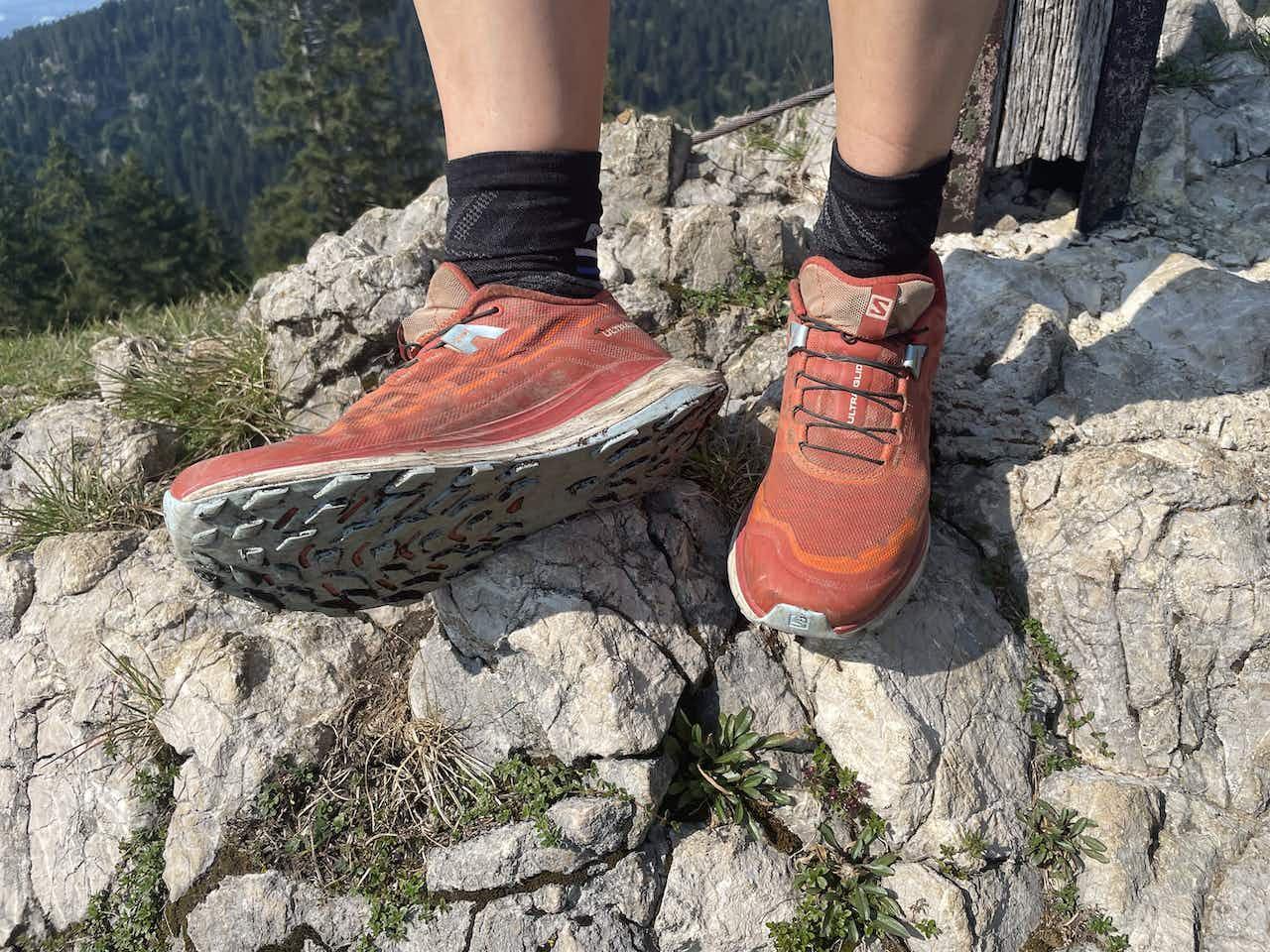 Salomon Ultra Glide Trailrunning Schuh