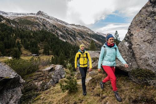 Herbstwandern Schöffel Hiking Active Kollektion