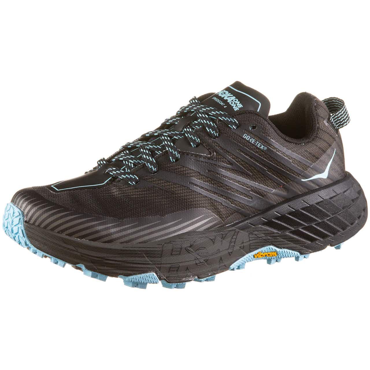 Hoka One One SPEEDGOAT 4 Trailrunning Schuhe Damen