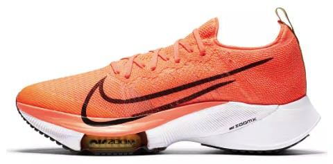 Nike Zoom Air Next% Tempo Mango Herren