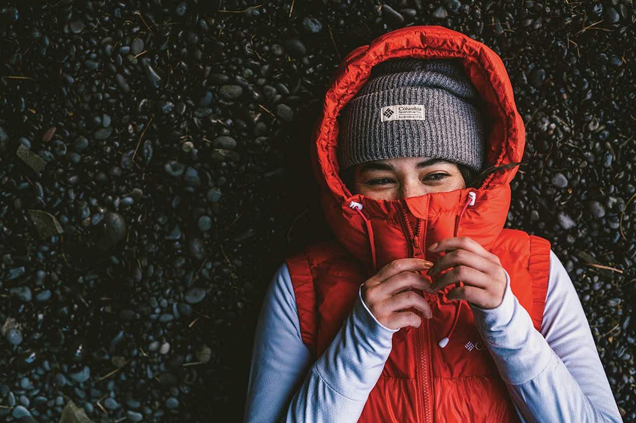 Warm, Wärmer, Omni-Heat von Columbia