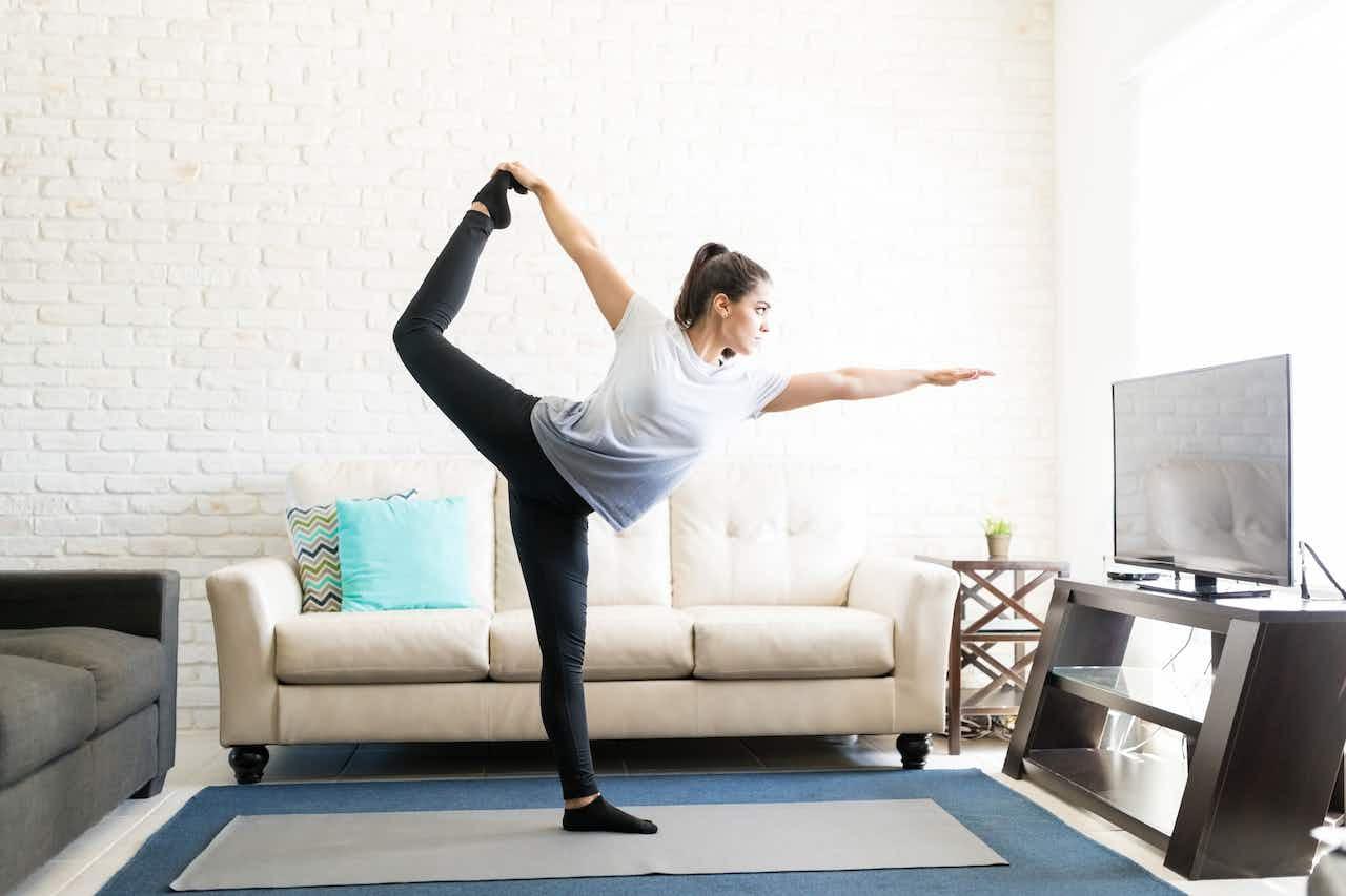 Yoga Flows auf Youtube