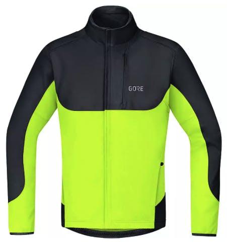 Gore Fahrradjacke Herren Neongelb
