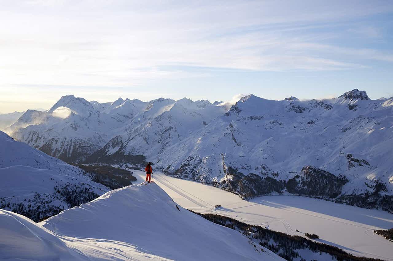 Paradies für Wintersport-Fans: DAS ENGADIN