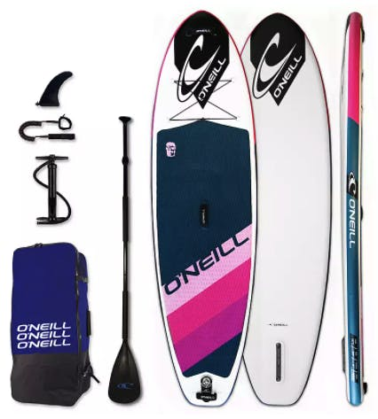 O'Neill Sup Set pink