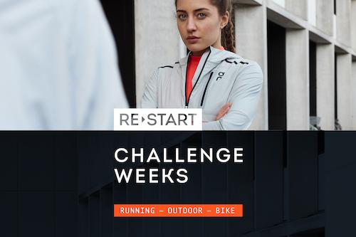 Restart Challenge Weeks