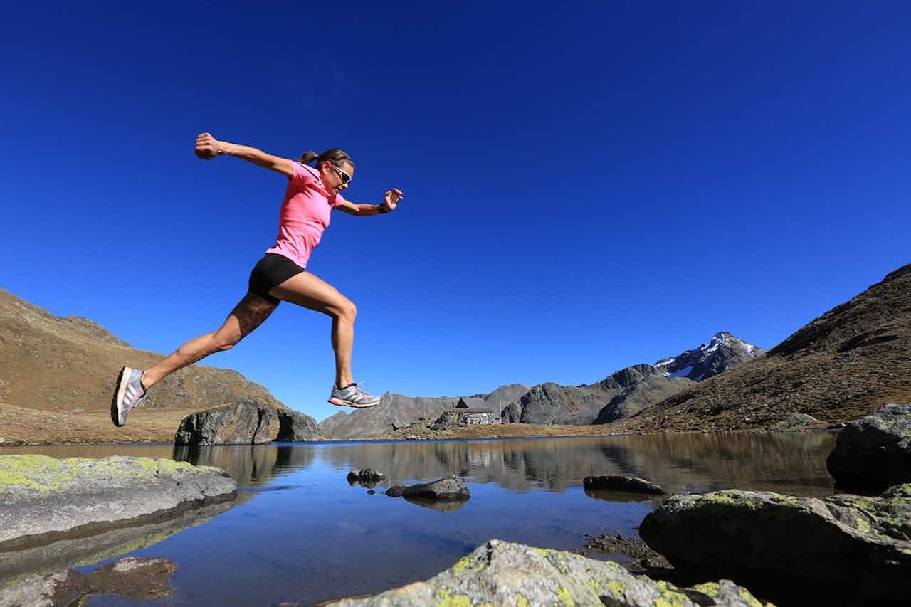 Trailrunning Davoser Home Run