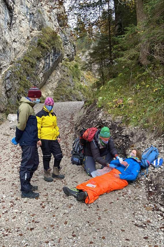 Erste Hilfe am Berg: das musst du wissen